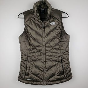 The North Face goose down puffer vest 550 Sz XS
